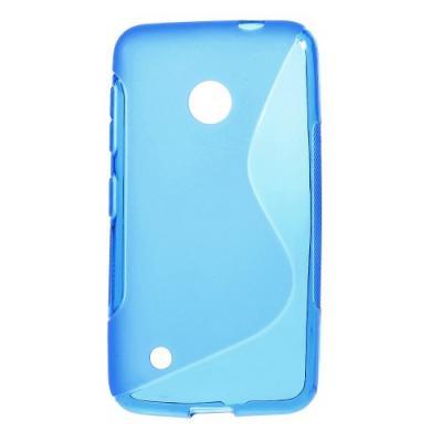 FlexiSkal till Nokia Lumia 530 (Blå)