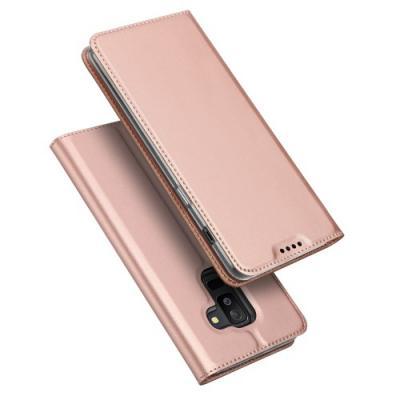 Dux Ducis Fodral Samsung Galaxy A6 Plus (2018) - Rose Gold
