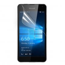 OEMTransparent Skärmskydd/Displayskydd till Microsoft Lumia 650