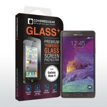 CoveredGearCoveredGear härdat glas skärmskydd till Samsung Note 4