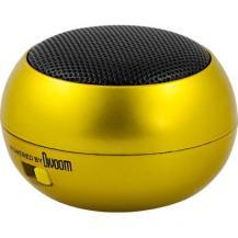 DivoomDIVOOM iTour 20 - portabel minihögtalare - Gul