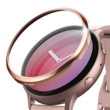 RingkeRINGKE Infattningsring Styling Galaxy Watch Aktiv 2 (44Mm) Rose Guld