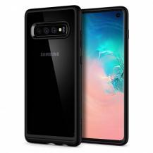 SpigenSpigen Ultra Hybrid Skal till Samsung Galaxy S10 - Svart