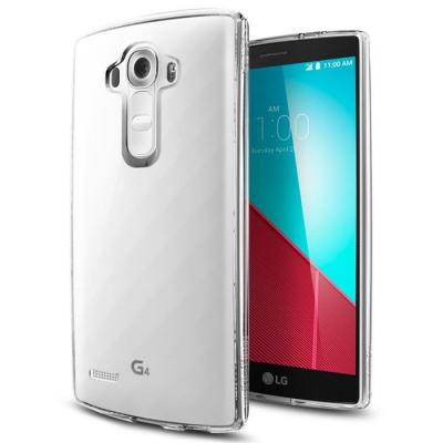 SPIGEN Ultra Hybrid Skal till LG G4 - Clear