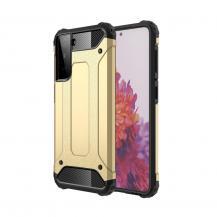 OEMArmor Guard Hybrid Mobilskal Galaxy S21 - Guld