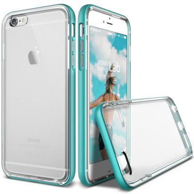 Verus Crystal Bumper Skal till Apple iPhone 6/6S Plus - Mint