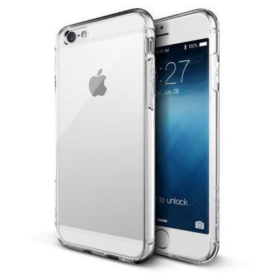Verus Mixx Shock Absorption Skal till Apple iPhone 6 / 6S (Clear)