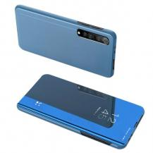HurtelClear View Skal Xiaomi Mi Note 10 Lite Blå