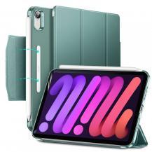 ESRESR Ascend Trifold Fodral iPad Mini 6 2021 - Mörk Grön