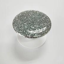 OEMGlitter POP Mobilhållare - Silver