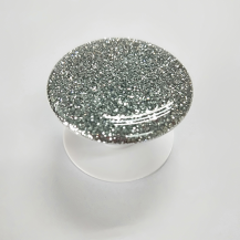 A-One BrandGlitter POP Mobilhållare - Silver