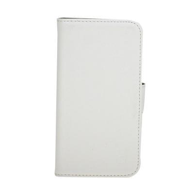 GEAR Plånboksfodral till Samsung Galaxy S5 Mini - Vit