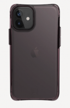 UAGUAG U Mouve Cover Skal iPhone 12 Mini - Aubergine