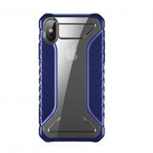 BASEUSBaseus Michelin skal iPhone XS Max Blå