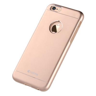 Comma Aluminium mobilskal till iPhone 6 / 6S - Gold