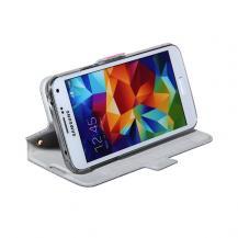 DoormoonDoormoon Plånboksfodral till Samsung Galaxy S5 - Röd