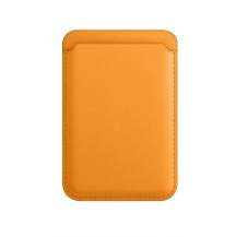 A-One BrandMagsafe Korthållare till Apple iPhone 12/12 Pro / Mini / Pro Max - Camel
