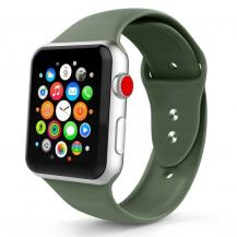 Tech-ProtectTech-Protect Smoothband Apple Watch 1/2/3/4/5 (42 / 44Mm) Army Green