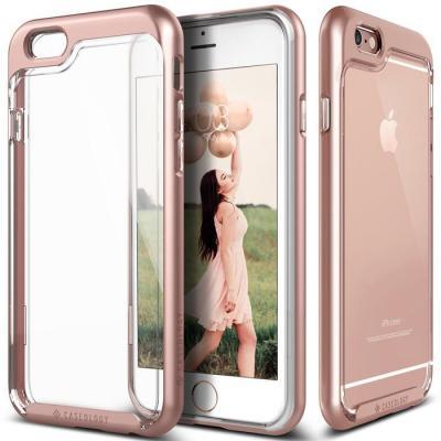 Caseology SkyFall Skal till Apple iPhone 6(S) Plus - Rose Gold