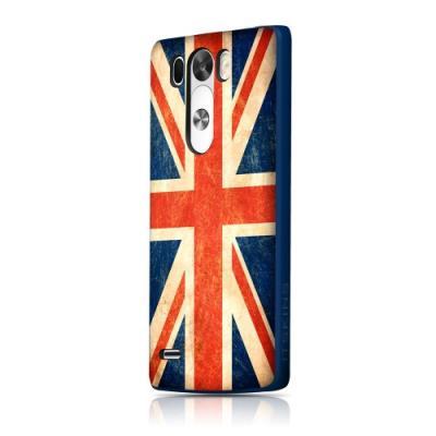 ITSKINS Hamo Skal till LG G3 D855 (British)