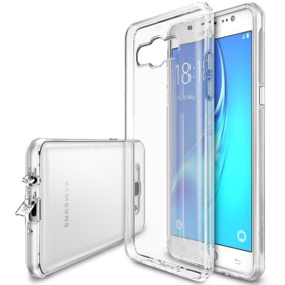 Ringke Air Ultimate Thin Skal till Samsung Galaxy J5 2016 - Clear