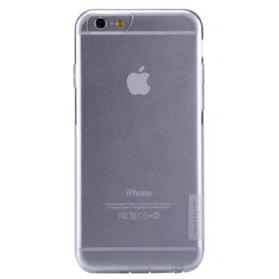 Nillkin Nature 0,6mm Flexicase Skal till Apple iPhone 6 / 6S - Clear