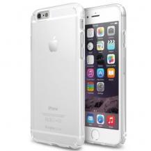 RearthRingke Slim Frost Skal till Apple iPhone 6 / 6S - Clear