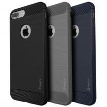 UTGÅTTTPU iPaky skal till iPhone 7 Plus - Mörkblå