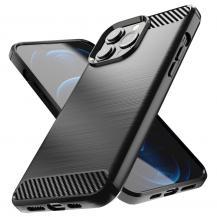 NillkinNillkin Synthetic Fiber Carbon Skal iPhone 13 Pro Max - Svart