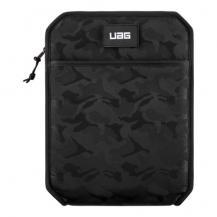 """UAGUAG Shock Sleeve Lite iPad Pro 12.9"""", Black Midn. Camo"""