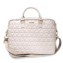 """GuessGuess Datorfodral 15 """" Quilted - Rosa"""