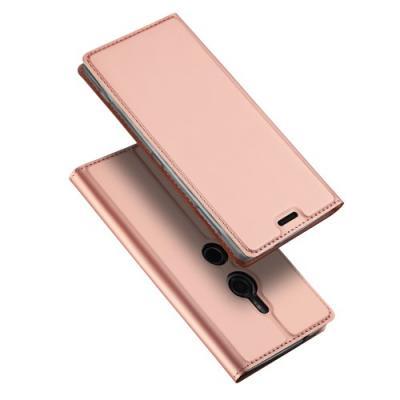 Dux Ducis Plånboksfodral till Sony Xperia XZ2 - Rose Gold