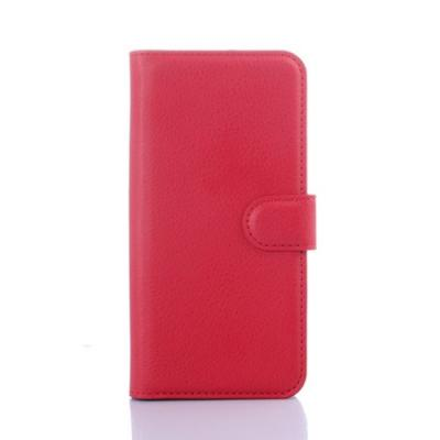 Plånboksfodral till HTC One M9 - Röd