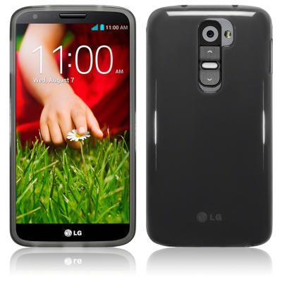 FlexiCase Skal till LG G2 (Grå)
