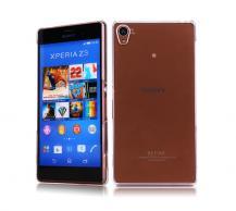 BepakBepak Baksideskal till Sony Xperia Z3 - Transparent