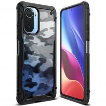 RingkeRingke - Fusion X Mobilskal Xiaomi Poco F3 / Mi 11i - Camo Svart