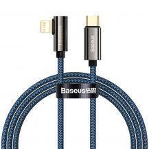 BASEUSBaseus Lightning Kabel USB Type-C 20W 1m - Blå
