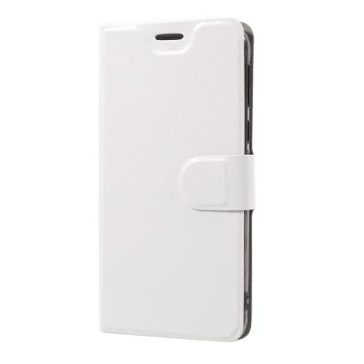 Plånboksfodral till HTC U Play - Vit