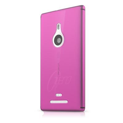 ITSkins Zero 3 Skal till Nokia Lumia 925 (Magenta) + Skärmskydd