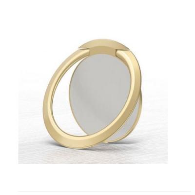 Metal Ringhållare till Mobiltelefon - Gold