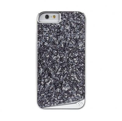Case-Mate Crystal till iPhone 6(S) - Silver