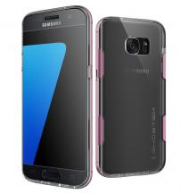 GhostekGhostek Cloak Skal till Samsung Galaxy S7 Edge - Rosa