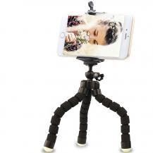 OEMTripod till smartphones med flexibla/böjbara ben - Svart