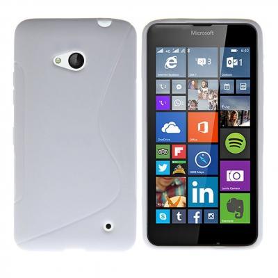 Flexicase Skal till Microsoft Lumia 640 - Vit