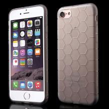 A-One BrandTPU i-smile skal till iPhone 7/8/SE 2020 - Grå