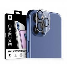 MocoloMocolo | Linsskydd Härdat Glas iPhone 12 Pro - Clear