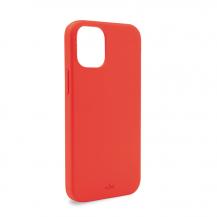 PuroPuro - Icon Skal iPhone 12 Mini - Röd
