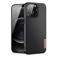 Dux DucisDux Ducis Fino Nylon Skal iPhone 13 Pro - Svart