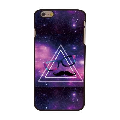 BaksideSkal till Apple iPhone 6(S) Plus - Prism Mustache