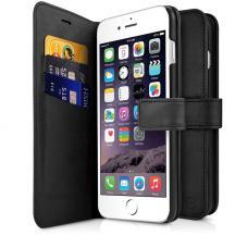 ItSkinsITSKINS Magnetic Plånboksväska till iPhone 6/7/8/SE 2020 - Svart
